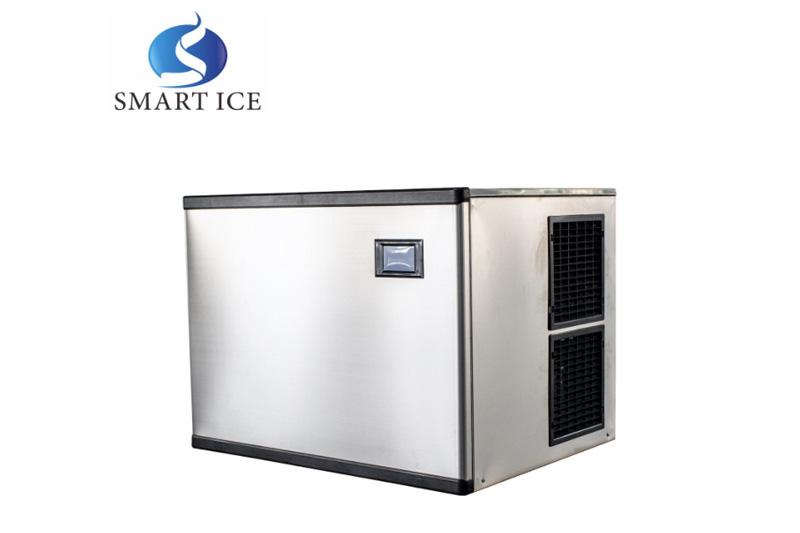 Smart Ice® series Modular  Air cooled Cube Ice Maker SI600
