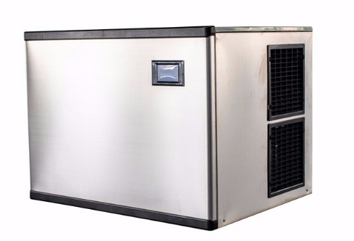 Air cooled cube ice machine .png